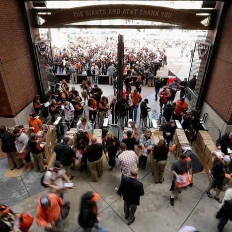 Why Giants Fans Are Among Baseball's Best   All Around SFG   Scoop.it