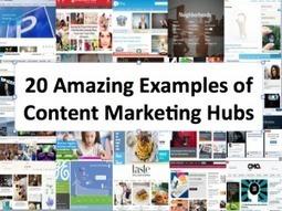 A la découverte de 20 hauts lieux du Content Marketing (B2B Marketing Insider) | Content-marketing : oh oui ! | Scoop.it