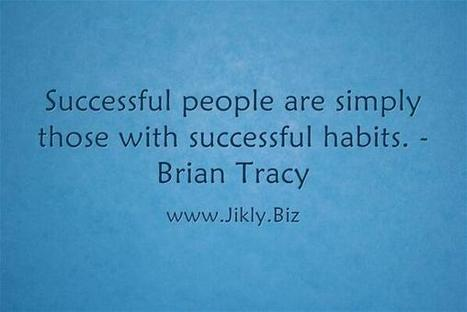Twitter / mrhomebiz: Successful people are simply ... | entrepreneur, social media and new technology | Scoop.it