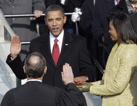 Obama To Use Two Symbolic Bibles For Presidential Oath | Religion and Politics | Scoop.it