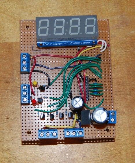 Improved hot tub controller run by a Raspberry Pi   Raspberry Pi   Scoop.it