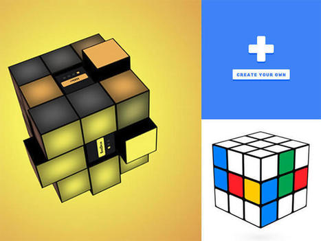 How To Create Your Own Digital Rubik's Cube | Tools, Tech and education | Scoop.it