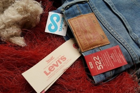 Your Next Pair Of Jeans Could Be Made From Old Fishing Nets | Running & Bikes | Scoop.it