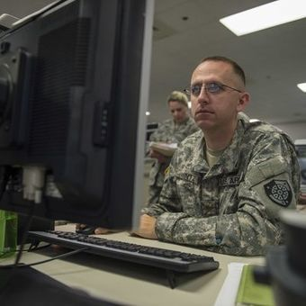 The US Military Can't Train To Fend Off the Worst Cyber Attacks on Infrastructure — Yet | War Games | Scoop.it