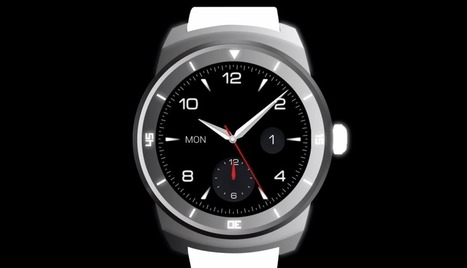 The Gadget Code: LG G Watch R teaser released: A round Android Wear gadget unveiling at IFA | Technology | Scoop.it