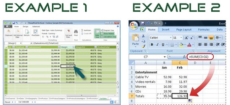 Making calculation in highlighted cells of excel – Excel Templates | ExcelTemp | Scoop.it