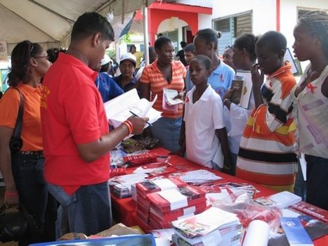 Guyana poised to meet MDG in combating HIV/AIDS | Geography in IB @BIS | Scoop.it
