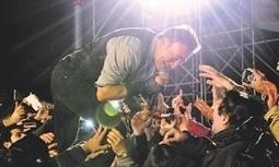 Delirio de fans con Bruce Springsteen - Ambito.com | Bruce Springsteen | Scoop.it