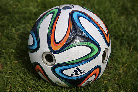 Adidas Brazuca Camera Soccer Ball | HiConsumption | sport news and video | Scoop.it