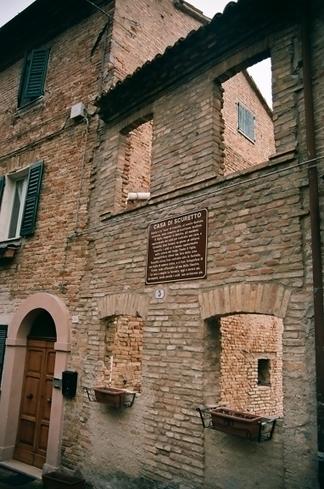 La casa di Scuretto a Corinaldo, Ancona, Marche | Le Marche un'altra Italia | Scoop.it