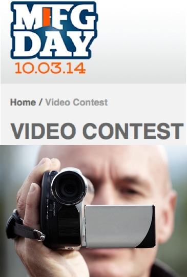 Video Contest | MfgDay2014 | Manufacturing In the USA Today | Scoop.it