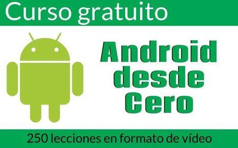 Android desde cero: curso gratis para aprender a crear apps Android   Educativas   Scoop.it