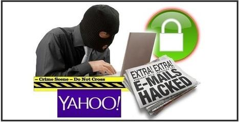 500 Millions de comptes Yahoo piratés. Changez le vôtre ! | Chiffres et infographies | Scoop.it
