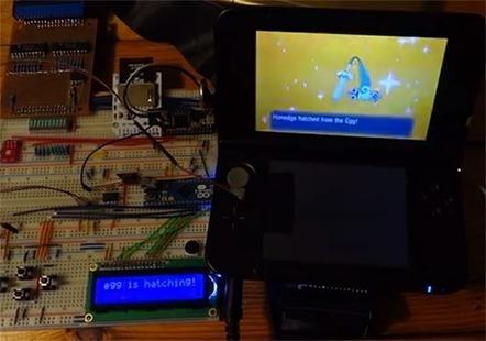 Gotta Catch 'Em All, With An Arduino   Raspberry Pi   Scoop.it