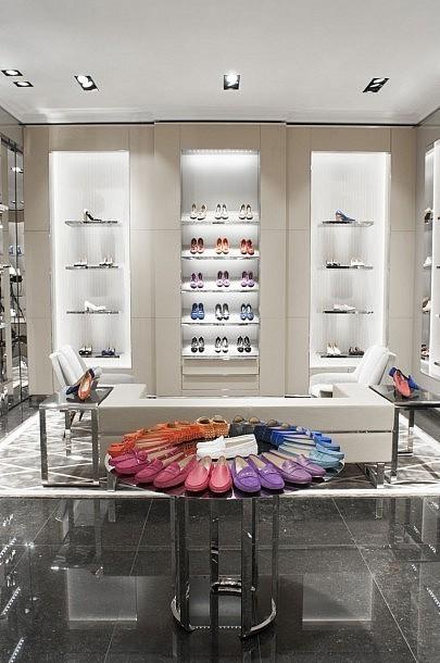 Tod's Opens Boutique At Westfield Sydney   Le Marche & Fashion   Scoop.it