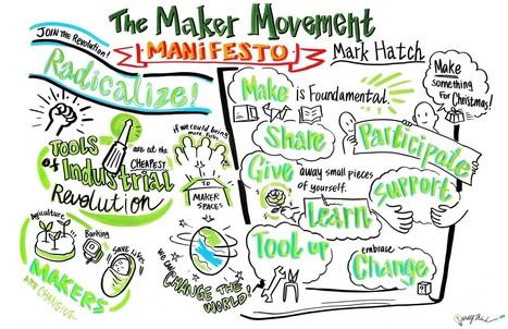 De la ética hacker al movimiento maker — Cultura del hacer | Outra educación | Scoop.it