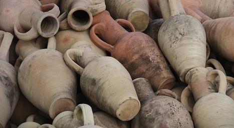 Une énorme cave à vin plus vieille que la Bible découverte en Israël | Aux origines | Scoop.it