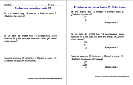 Matemáticas Gratis - Blog - Recursos para el Aprendizaje de las Matemáticas Básicas | Recursos matemáticos para primaria | Scoop.it