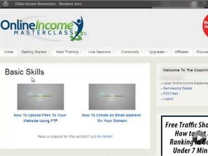 Online Income Marketing Class Review Online Income Marketing Class Does It Work? [LEAKED] | Internet Marketing | Scoop.it