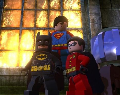 Lego Batman 2: DC Superheroes preview - GameZone | The Batman and Its Influence | Scoop.it