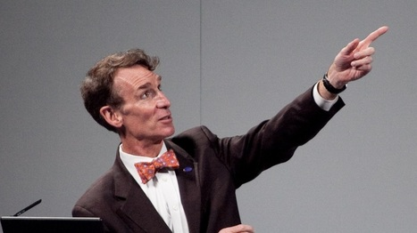 Bill Nye The Science guy on apps, the betterment of all humankind, and zombies - Geek | Science in the Classroom | Scoop.it