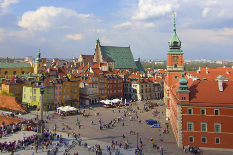Insider's Guide to Warsaw | The Haxel Post - Taste of Poland | Scoop.it