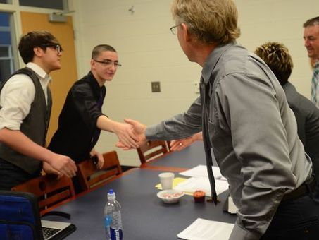 Students make pitches at business competition - Port Huron Times Herald | Community College Entrepreneurship | Scoop.it