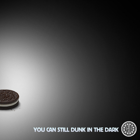 How Oreo Got That Twitter Ad Up So Fast | Mark-it! | Scoop.it