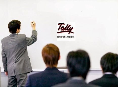 Change your perception of Tally Training | Tally | Scoop.it