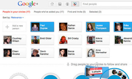 A B+ for the beta Google+ Shows real promise – and respect for privacy | Dan Gillmor in Guardian | The Google+ Project | Scoop.it