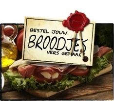 Italiaanse Delicatessen, Broodjes en Catering bezorgen in Amsterdam   Feduzzi   Emily Approved!   Scoop.it