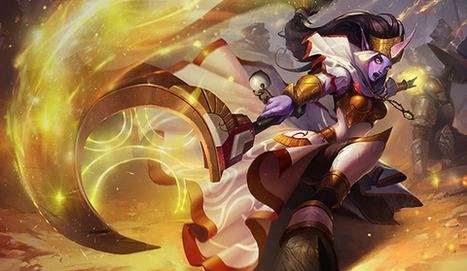 Celestine Soraka Available Now | LoL - League of Legends | League News | Scoop.it