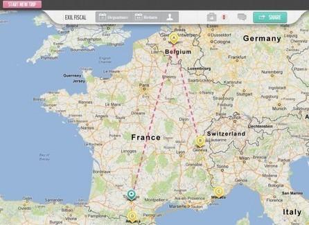 Carnets et planification de voyages, Libertrip | AmeriKat | Scoop.it
