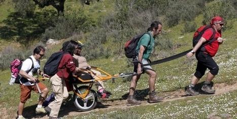 Senderismo accesible. Naturaleza sin límites. | LA JOËLETTE EN ESPAÑA - Revista de prensa | Scoop.it