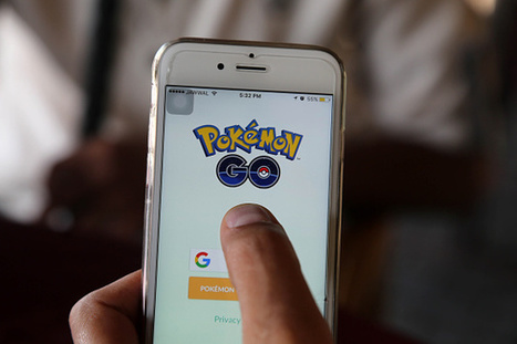 Pokémon Go Maker Is Facing a Privacy Lawsuit Threat in Germany | Media Aesthetics Lab | Scoop.it