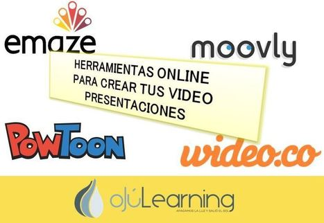 Video presentaciones multimedia para #eLearning | tic y mas | Scoop.it