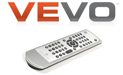 Vevo, a Music Video Web Site, Wants to Get Into Television | MUSIC:ENTER | Scoop.it