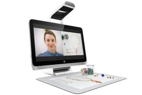 HP Sprout: un PC unique en son genre | Tout le web | Scoop.it