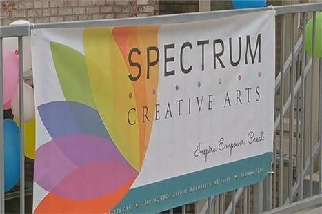 Spectrum Creative Arts Opens - Rochester YNN   the Arts in Education   Scoop.it