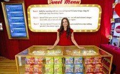 Kellogg's ouvre le premier tweet shop à Londres | Revolution in Education | Scoop.it