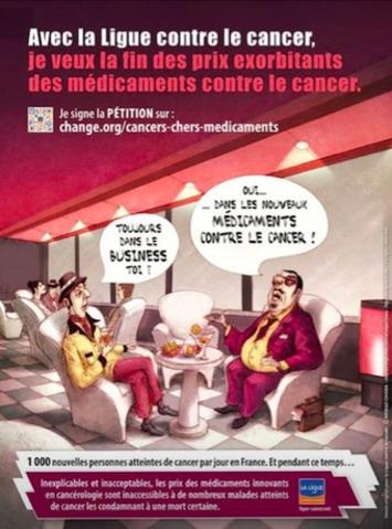 Une bataille contre les prix qui tourne à la caricature !   Cancer Contribution   Scoop.it