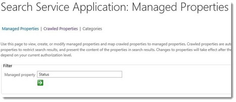 Roll Up SharePoint 2013 Tasks with Content Search Web Part | SharepointBI | Scoop.it