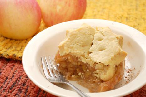 How to Make Apple Pie in an Apple   Libro de recetas   Scoop.it