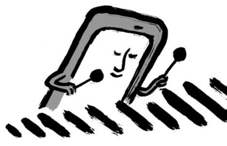 Editorial Cartoonish Illustrations : Nishant Choksi - Brand Illustration Trends | Serendipity Café | Scoop.it