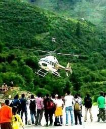 manimahesh yatra by helicopter | Manimahesh, Bharmour, Himachal Pradesh, India | manimahesh.net.in | Scoop.it