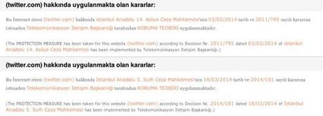 Twitter'a erişim engellendi! | Yasak Sitelere Giriş | Scoop.it