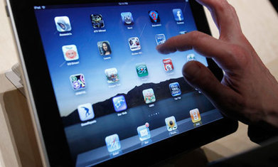 Next iPad will be narrower but retain screen size, leaked parts show | ICT in the news | Scoop.it