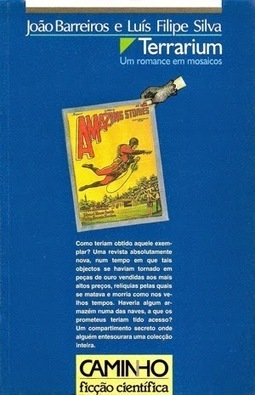 D'Magia: Opinião - Terrarium - José Barreiros e Luís Filipe Silva | Ficção científica literária | Scoop.it
