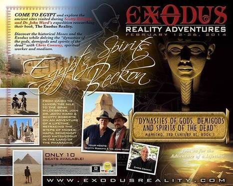 Scotty Roberts - Photos from Scotty Roberts's post in Exodus | Facebook | The Related Researches & News of Dr John Ward | Scoop.it