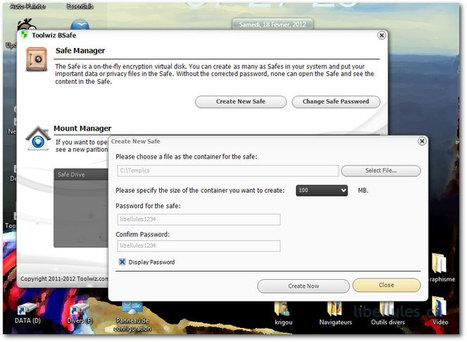 Toolwiz BSafe permet de créer des coffre-forts virtuels | Le Top des Applications Web et Logiciels Gratuits | Scoop.it